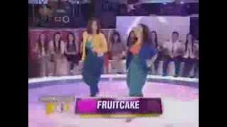 Fruitcake Whoops Kirri 2013 Music Video Dance Steps Ft