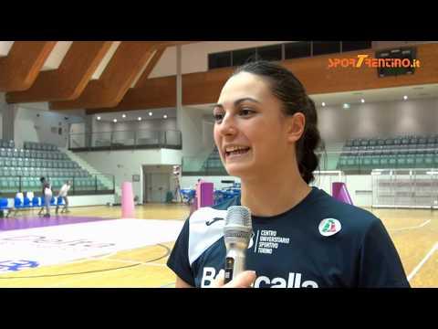 Copertina video Francesca Michieletto (Cus Torino)