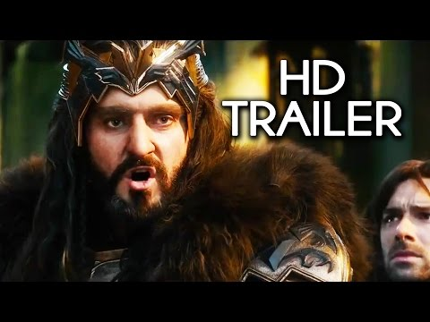 The Hobbit 3: The Battle Of The Five Armies -- Official Teaser Trailer (Commentary)