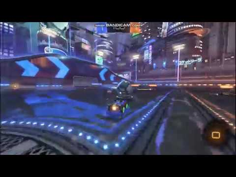 Rocket League 2018 Skills