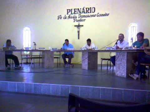 Vídeos da Sessão na Câmara dos Vereadores, 07.10.2013