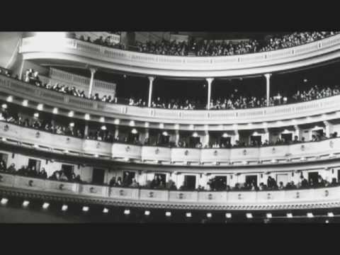 Leonard Bernstein's Carnegie Hall Debut