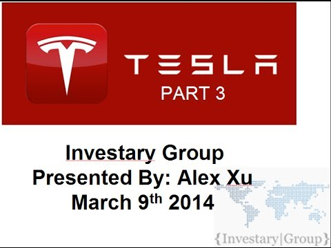 Stock of the Decade: Tesla Motors (TSLA) Year 2 Stock Presentation Part 3
