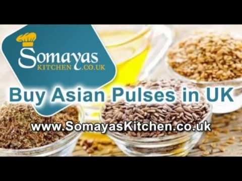 Buy Asian Pulses/Beans Online in UK