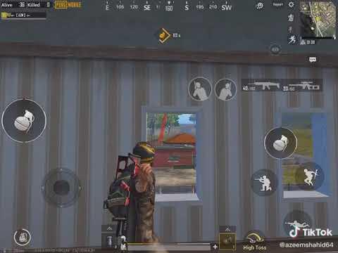 Funny kill in pubg with bomb
