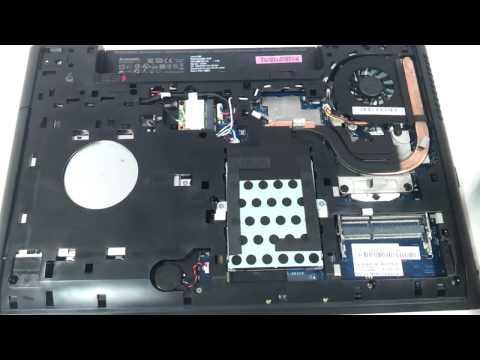Lenovo G580 Ram Hdd Dvd And Wifi Upgrade Phim Video Clip