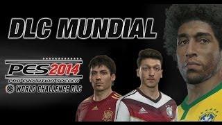 World Challenge DLC PES 2014 Pro Evolution Soccer