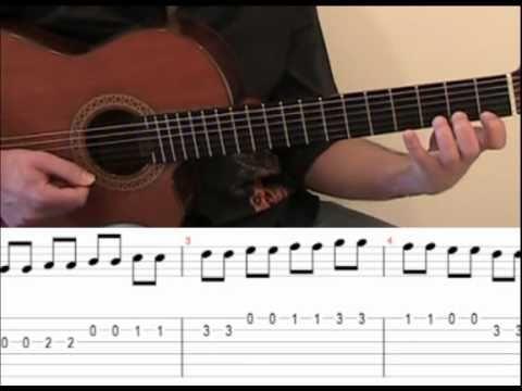 Lezioni di chitarra la scala maggiore suonata con i - Diversi tipi di musica ...
