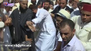 شوفو أشنو وقع لبنكيران فجنازة الشيخ محمد زحل بالدارالبيضاء |