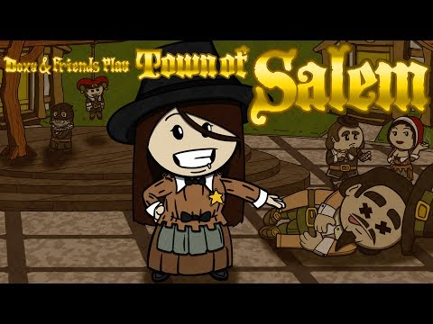 Town of Salem with Deafinition, Ohmwrecker, Entoan, Dlive, Wade and Minx! 5