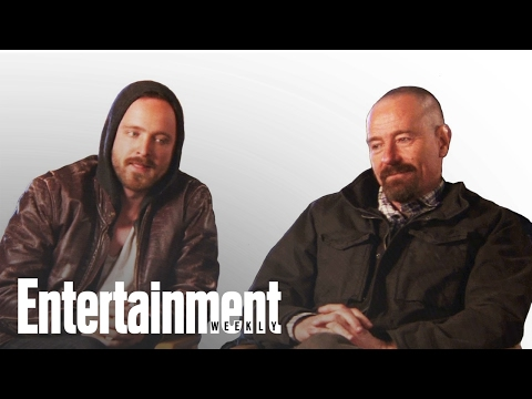 Aaron Paul & Bryan Cranston Share Thoughts on Breaking Bad's Conclusion