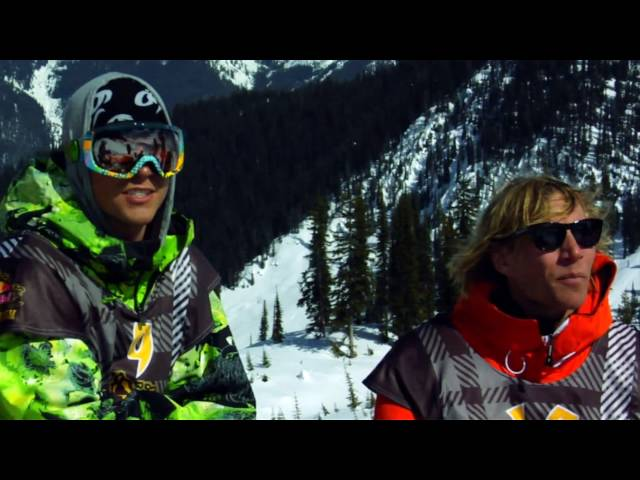 Red Bull Cold Rush 2010 - Trailer