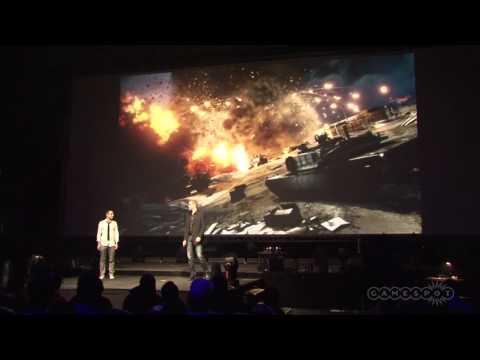 Battlefield 3 Stage Presentation