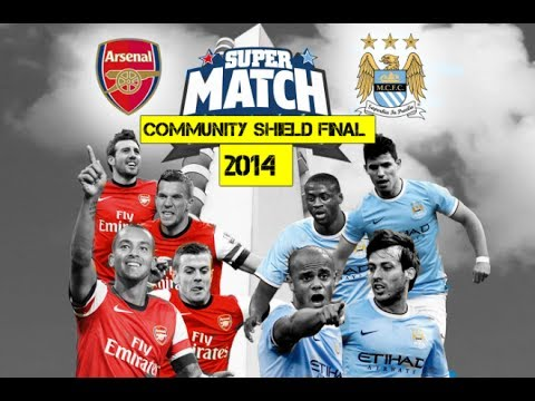 Arsenal - Manchester City Promo | Community Shield Final 2014 |