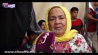 فيديو جد مؤثر لأم الضحية التي قتلها فاعل خير بسبب حولي ديال العيد..دفنت بنتي اليوم وهي لي كانت خدامة عليا |