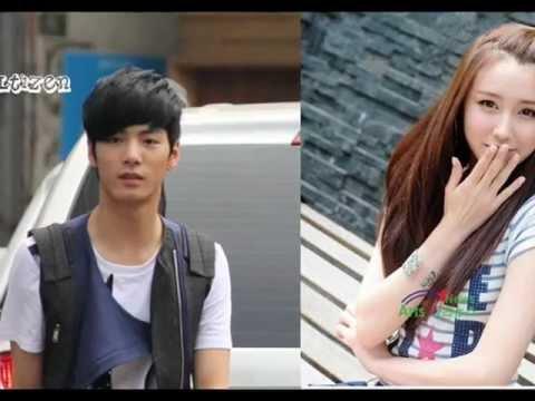 seohyun and chanyeol dating along eng