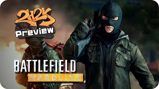 Battlefield Hardline | Preview