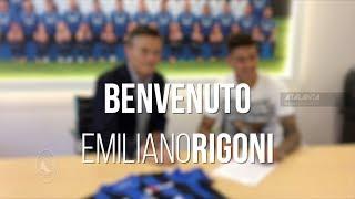 Emiliano Rigoni, prima intervista da giocatore dell'Atalanta