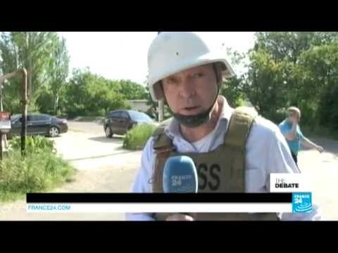 Ukraine: Closure or Civil War? Fighting intensifies after Poroshenko election (Part 1) - #F24Debate