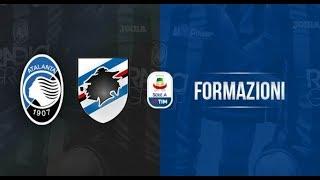 La videoformazione nerazzurra in Atalanta-Sampdoria
