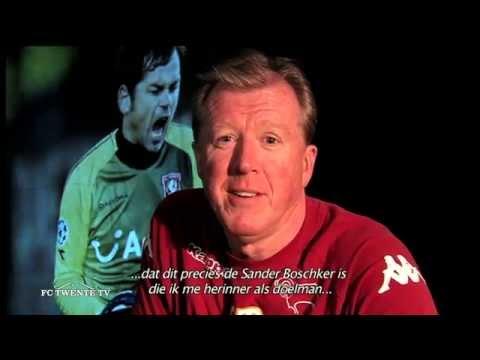 Videoboodschap Steve McClaren voor Sander Boschker
