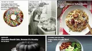 Yahoo Reinventing Online Ads based on Yahoo Food
