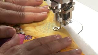 How To Use Scribble Stitch Techniques For Free Form Quilt