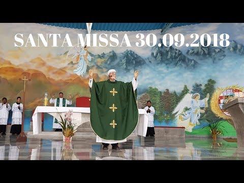 Santa Missa | 30.09.2018 | Padre José Sometti | ANSPAZ