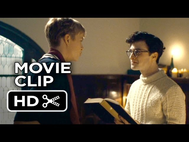 Kill Your Darlings Movie CLIP - Meeting (2013) - Daniel Radcliffe Movie HD
