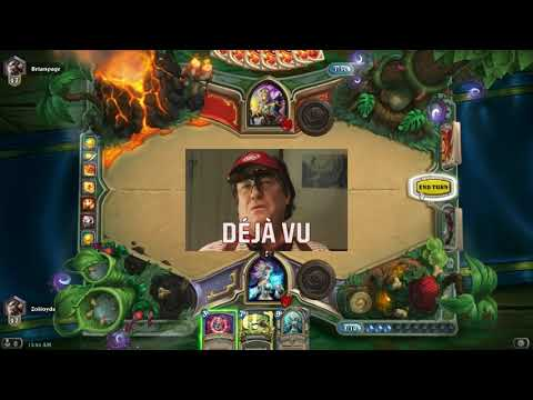 Hearthstone KFT Funny and Amazing Moments #27