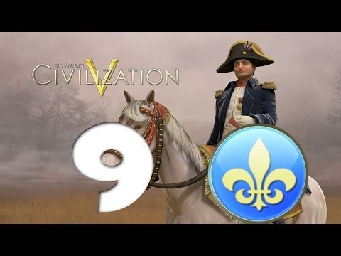 Civilization 5: France (Tourism) - Part 9