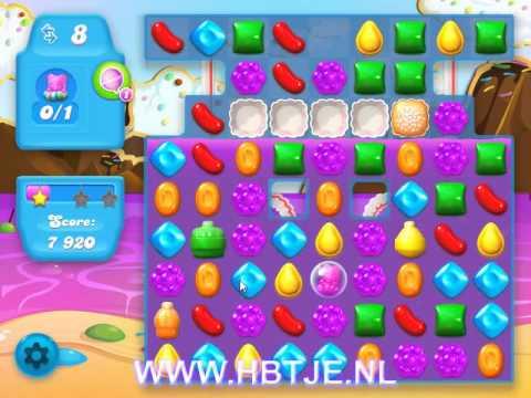 Candy Crush Soda Saga level 22 New