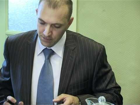 Смотреть видео ОООС УДЕКА подписало договор о стройработах