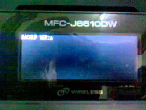 Brother Counter Purge MFC J6510DW Ink Absorber Full Solution - YouTube
