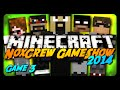 Minecraft: LOCKDOWN! - Game 3 - NoxCrew GameShow 2014