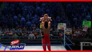 The Great Khali WWE 2K14 Entrance And Finisher (Official
