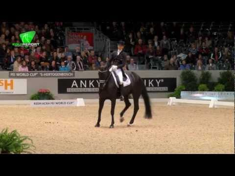 Edward Gal - Glock's Undercover Grand Prix Reem Acra FEI World Cup dressage