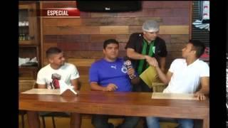 Toledo paga aposta servindo almo�o para os jogadores cruzeirenses 1/2