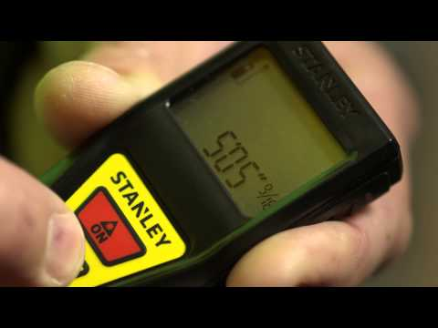 Stanley TLM65 Short Distance Laser Measurer