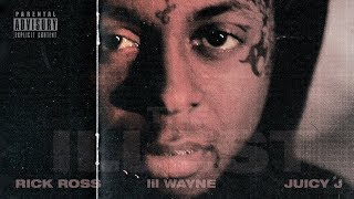 "Lil Wayne - ""The Illest"" ft. Rick Ross, Juicy J (Audio)"
