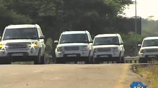 Gupta's blue-light convey under investigation view on youtube.com tube online.