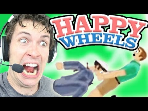 THIS IS AWKWARD - Happy Wheels