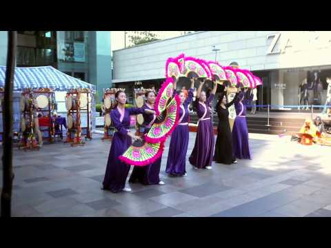 Baile Tradicional Coreano