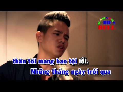 Không Thấy Ngày Về Karaoke - Lã Phong Lâm