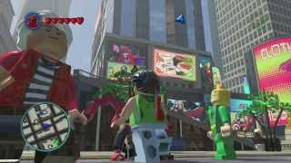 LEGO Marvel Superheroes Superior Spider Man Gameplay And