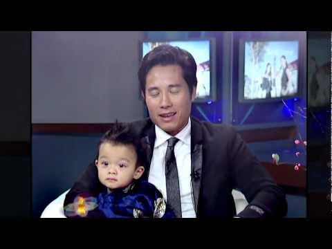 Asia Channel : Meet Trinh Hoi's baby boy (clip 2012)