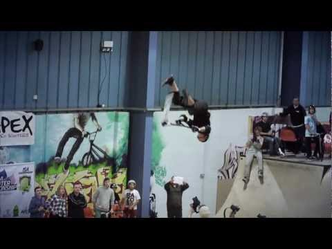 ISA International Big Trick 2012 - Sponsored By Fasen
