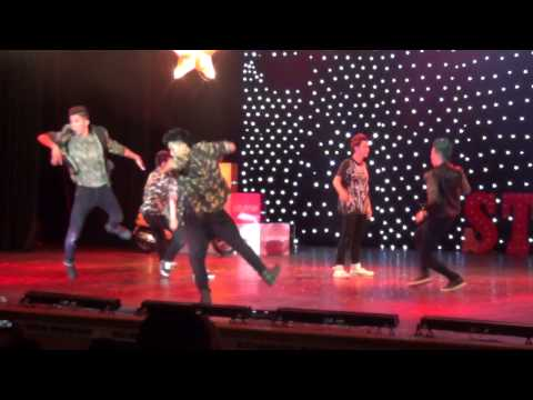 [FANCAM - Dance your perfect style show ] One shot - St.319 cover