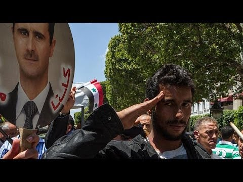 Syria's Bashar al-Assad wins controversial presidential election