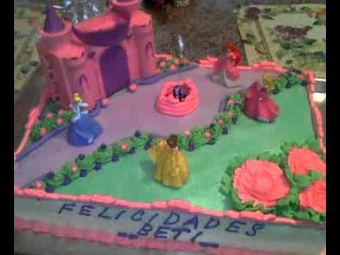 Pasteles De Las Princesas